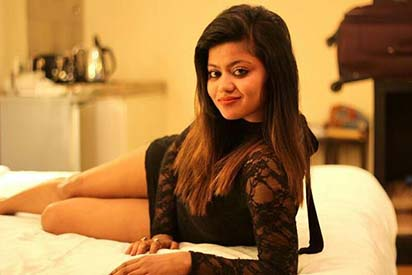Riya a Model Escort in Chennai